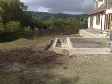 Landscaping, water feature / image 2